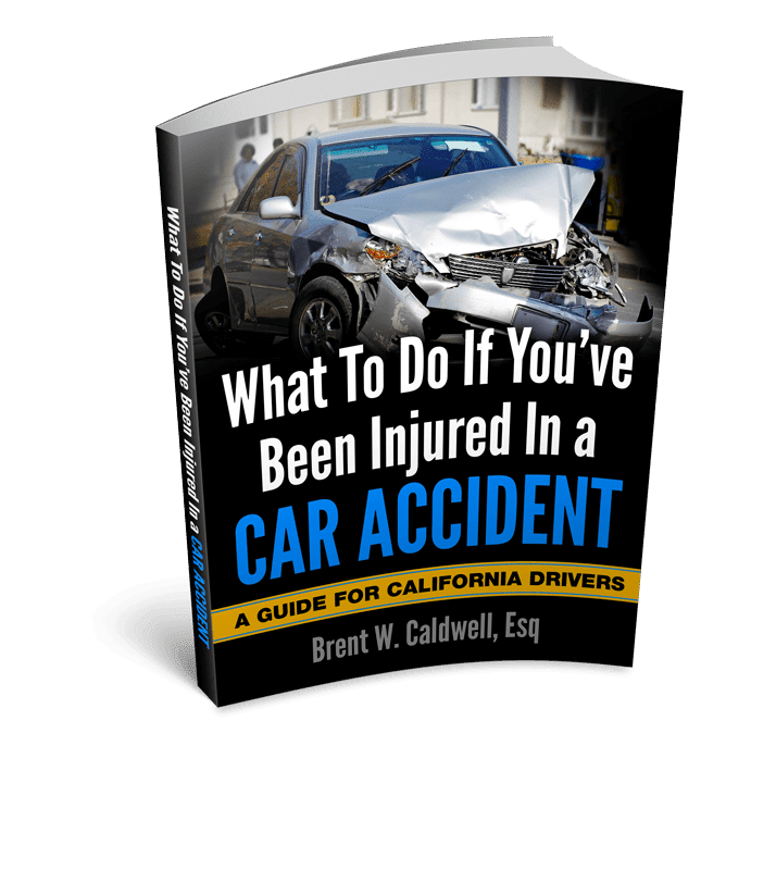 WHAT TO DO IF YOU'VE BEEN INJURED IN A CAR ACCIDENT: eBook Cover