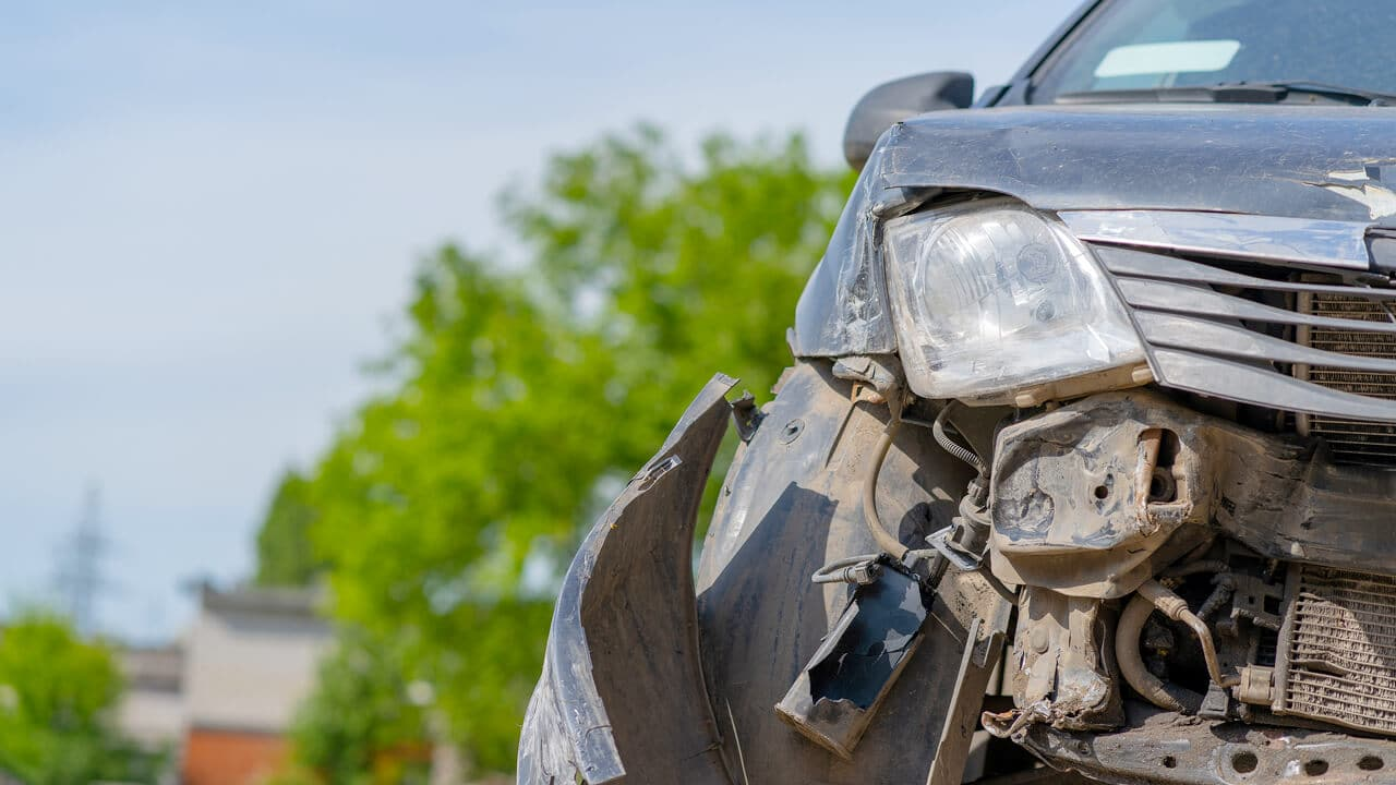 Who Is Responsible for a Single-Vehicle Crash?