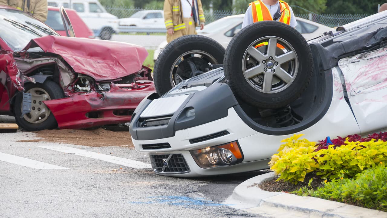 The Dangers of Rollover Crashes