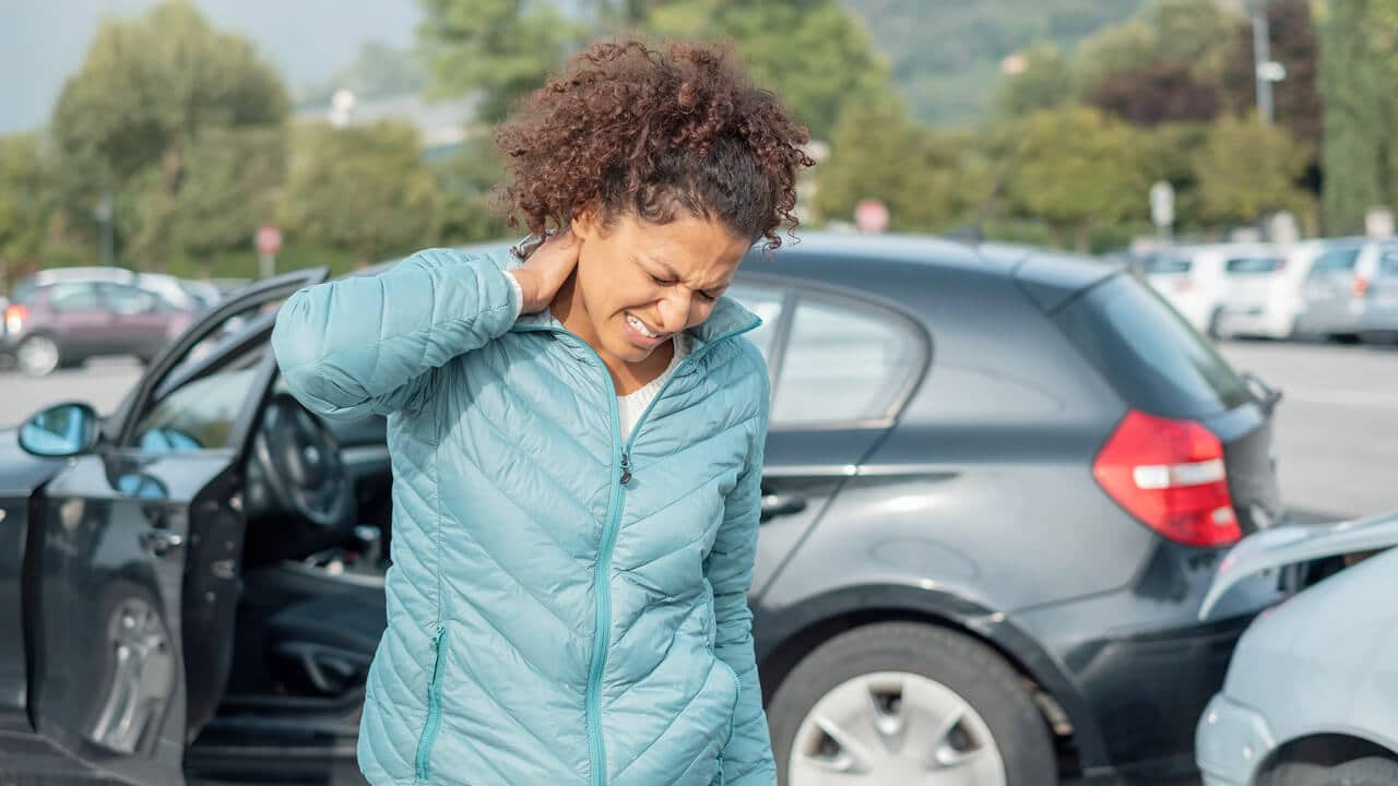 Even A Fender Bender Can Cause Serious Injuries