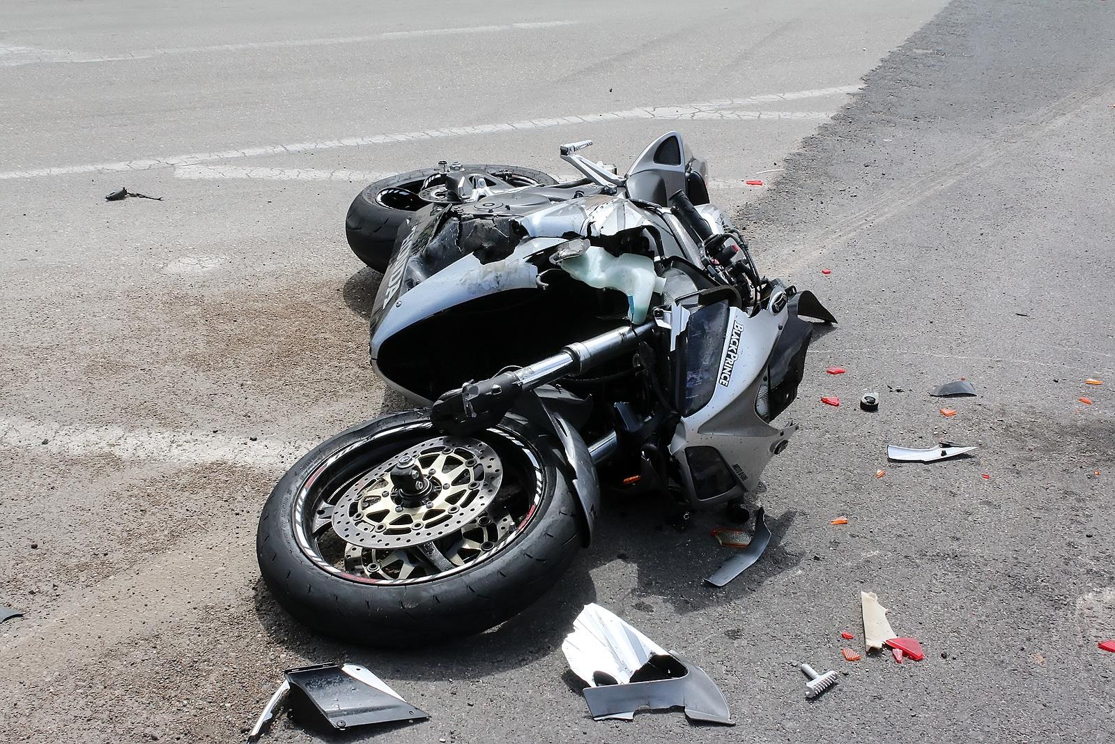 Orange County motorcycle accident