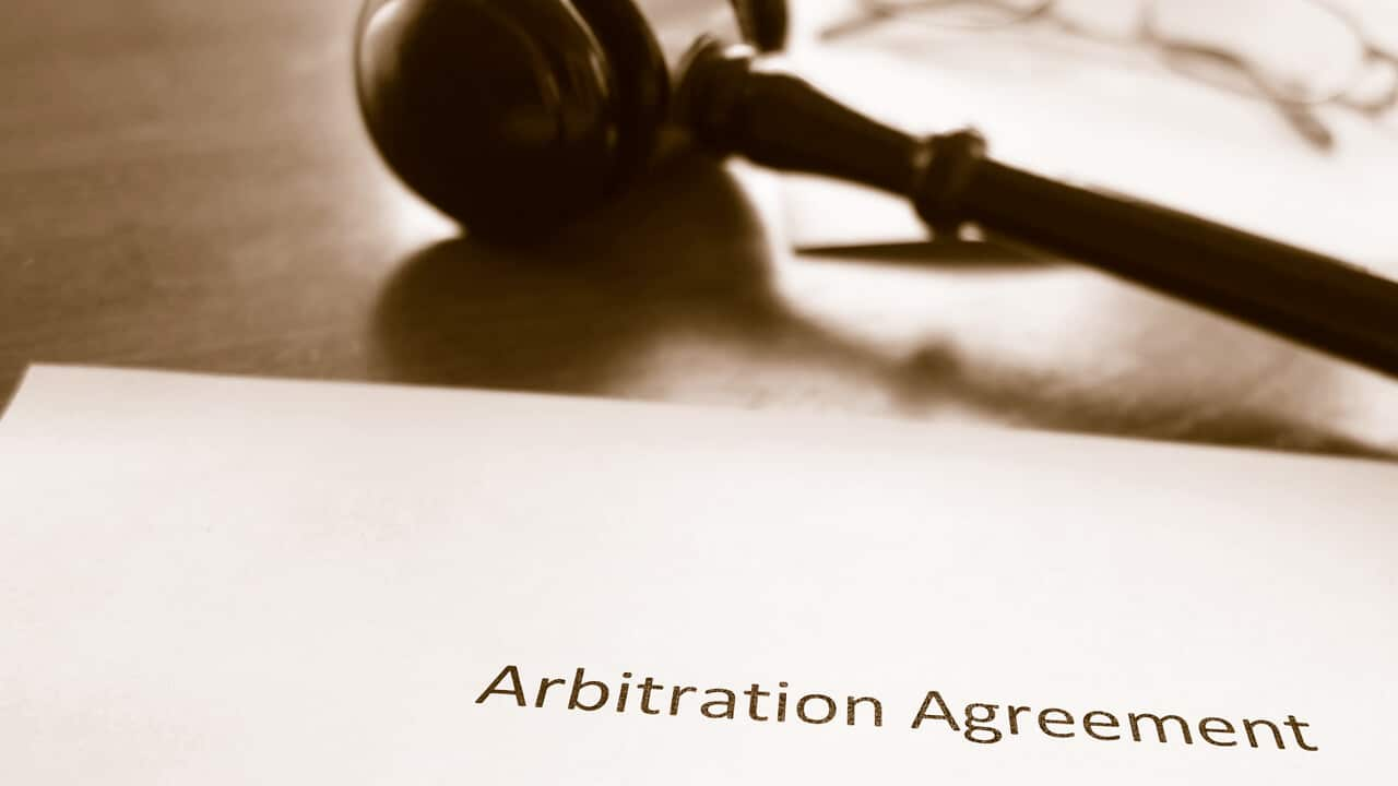 How Arbitration Works for Car Accident Injury Claims