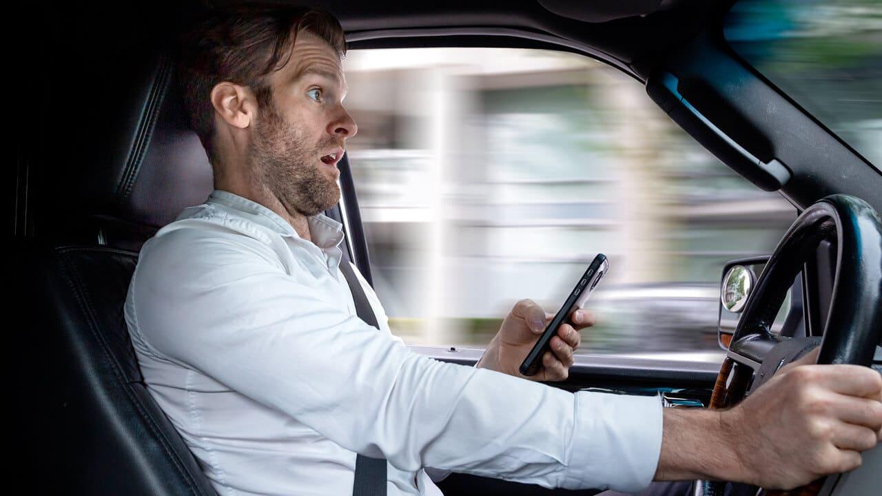 Five Ways Negligent Drivers Can Cause Accidents